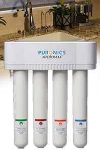Puronics Micromax filtration system